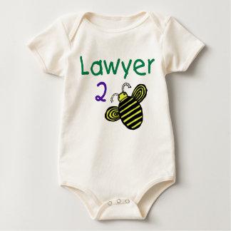 Body Para Bebé Abeja del abogado 2