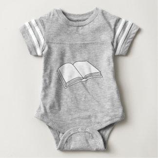 Body Para Bebé Abra el libro