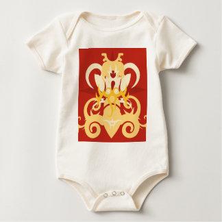 Body Para Bebé Abstracción una Osiris
