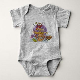 Body Para Bebé Acción de gracias