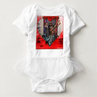 Body Para Bebé Aceituna y Dingo, diversión amando a los payasos