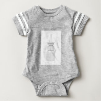 Body Para Bebé Aerosol nasal