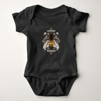 Body Para Bebé ¡Ahorre la abeja! : Apoye su donadora de polen