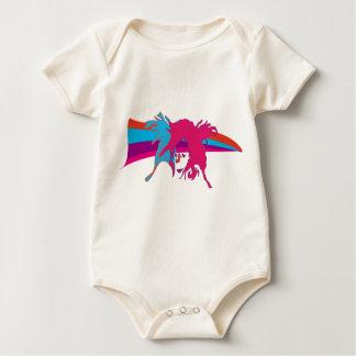 Body Para Bebé Ala de la mariposa