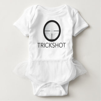 Body Para Bebé Alcance de Trickshot