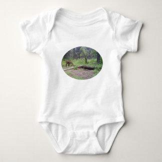 Body Para Bebé Alces del bebé