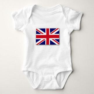 Body Para Bebé Alcohol británico