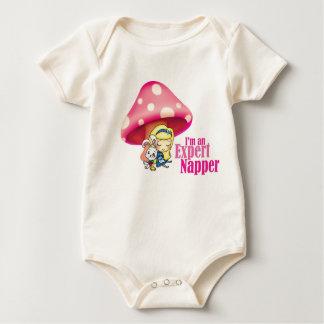 Body Para Bebé Alicia en Napper del experto del país de las