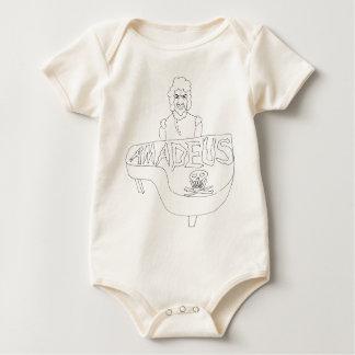 Body Para Bebé Amadeus