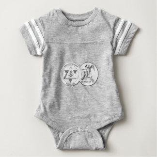 Body Para Bebé americastreasure