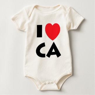 Body Para Bebé Amo California