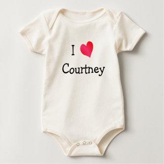 Body Para Bebé Amo Courtney