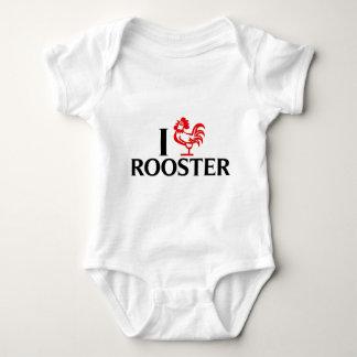 Body Para Bebé Amo el gallo