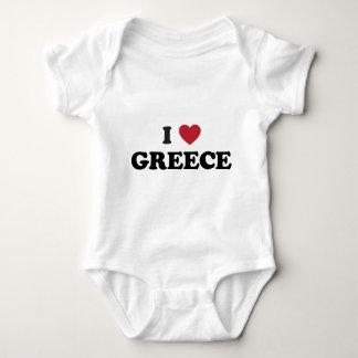 Body Para Bebé Amo Grecia
