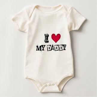 Body Para Bebé Amo mi enredadera orgánica infantil del papá