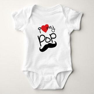 Body Para Bebé Amo mi estallido