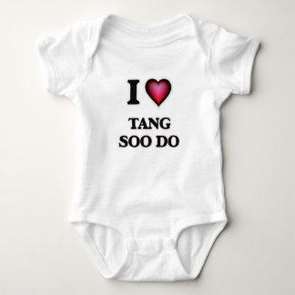 Body Para Bebé Amo Tang Soo hago