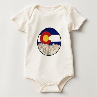 Body Para Bebé Amor de la montaña rocosa