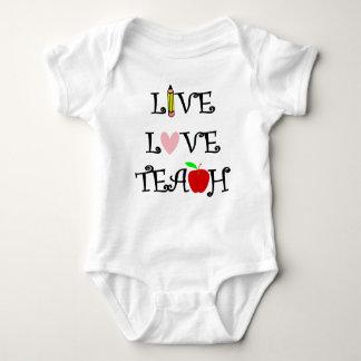 Body Para Bebé amor vivo teach3