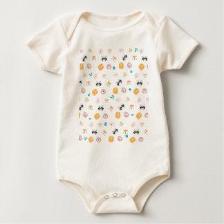 Body Para Bebé Animals face