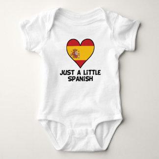 Body Para Bebé Apenas un poco español