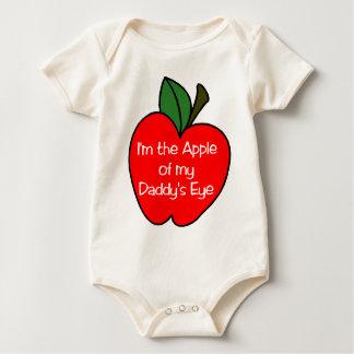 Body Para Bebé Apple de Daddys observa