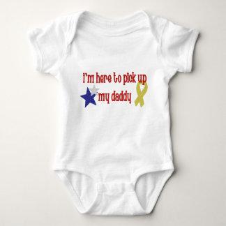 Body Para Bebé Aquí para coger a mi papá