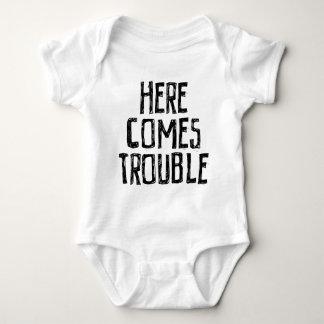 Body Para Bebé Aquí viene el problema