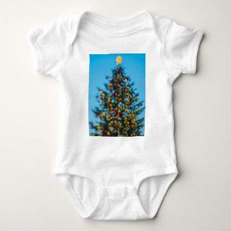 Body Para Bebé Árbol de navidad