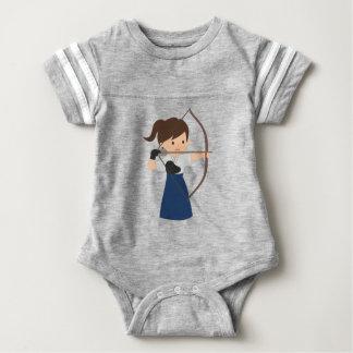 Body Para Bebé Archer