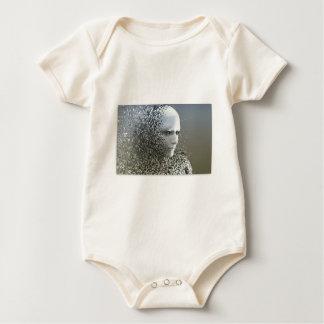 Body Para Bebé Arte abstracto humano