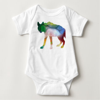 Body Para Bebé Arte del Hyena