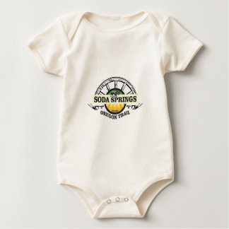 Body Para Bebé arte del rastro de Soda Springs Oregon