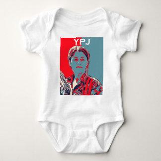 Body Para Bebé Arte kurdo 2 del combatiente de la hembra YPG