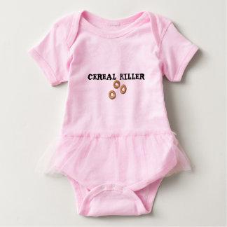 Body Para Bebé Asesino del cereal