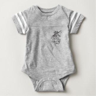 Body Para Bebé Astrología de la holgura del zodiaco de la ropa