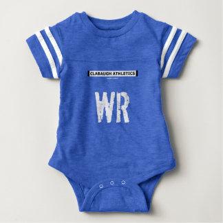 Body Para Bebé Atletismo WR de Clabaugh