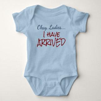 Body Para Bebé Autorización, señoras… tengo mono llegado del niño