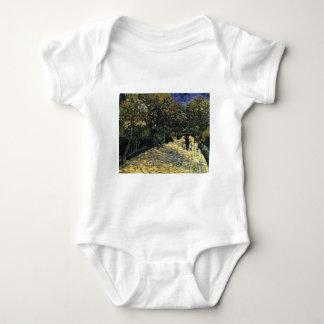 Body Para Bebé Avenida con los árboles de castaña en Arles - Van