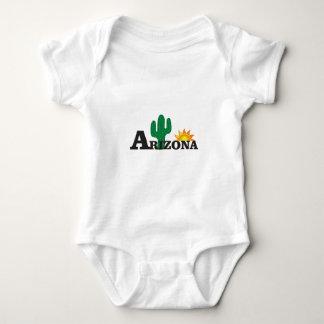 Body Para Bebé Az del cactus