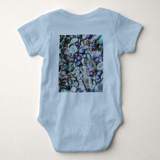 Body Para Bebé Azules cielos