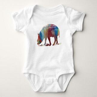 Body Para Bebé Babirusa