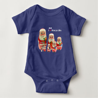 Body Para Bebé Babybody Matrjoschka, Matryoshka, Babuschka