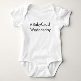 Body Para Bebé #BabyCrushWednesday
