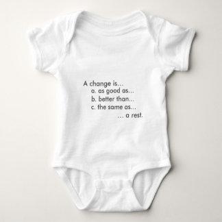 Body Para Bebé Babygro lindo y divertido