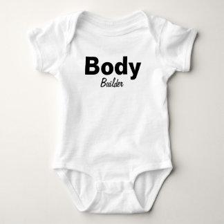 """Body Para Bebé Babyromper """"bodybuilder """""""