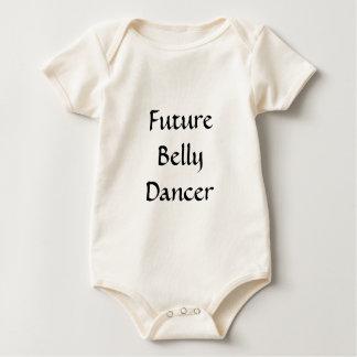 Body Para Bebé Bailarina de la danza del vientre futura