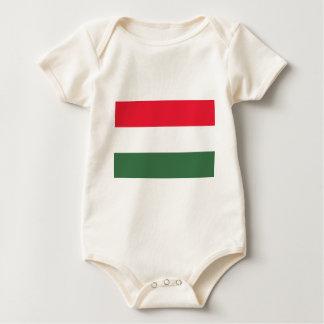 Body Para Bebé ¡Bajo costo! Bandera de Hungría