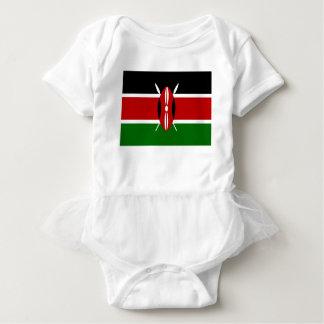 Body Para Bebé ¡Bajo costo! Bandera de Kenia