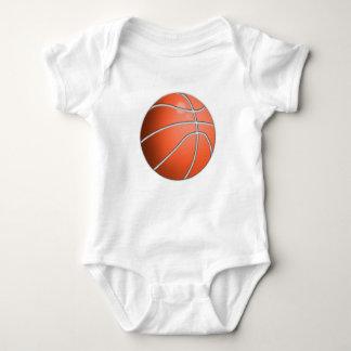 Body Para Bebé Baloncesto